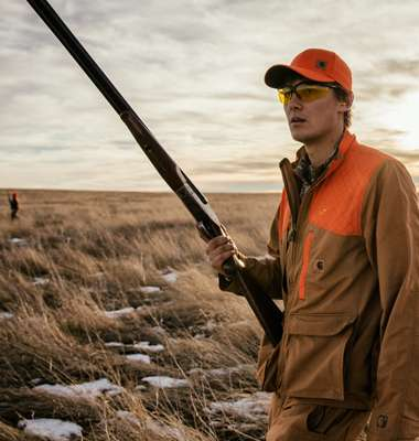 men's upland field jacket. shop now