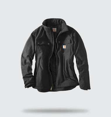 quick duck jefferson traditional jacket.  shop now