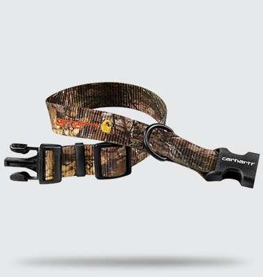 Tradesman nylon dog collar. Shop now