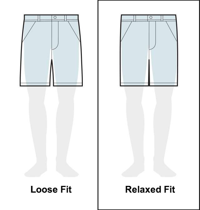 Relaxed Fit Short Image