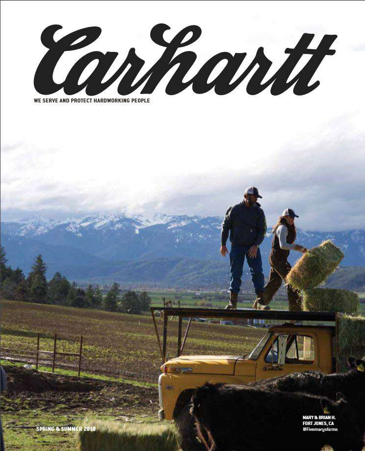 Carhartt Spring 18 Catalog