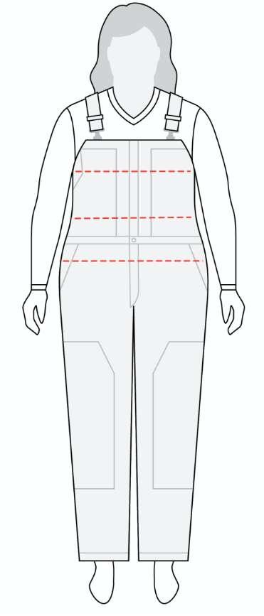 measure women