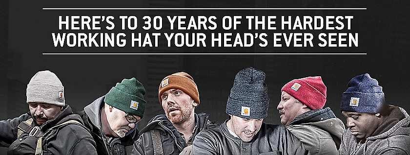 The A18 Watch Cap was established in January, 1988...