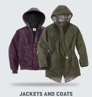 jackets and coats
