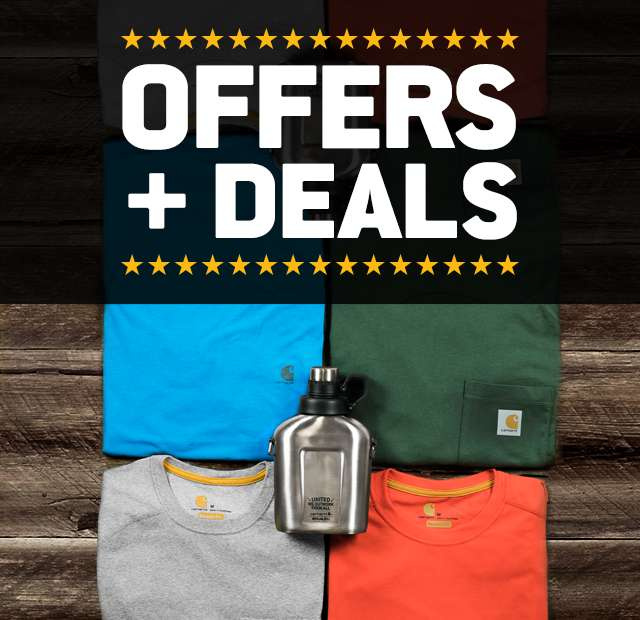 Carhartt Offers and Deals