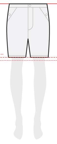 measurements women