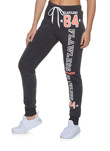 Flawless 84 Joggers,CORAL,large