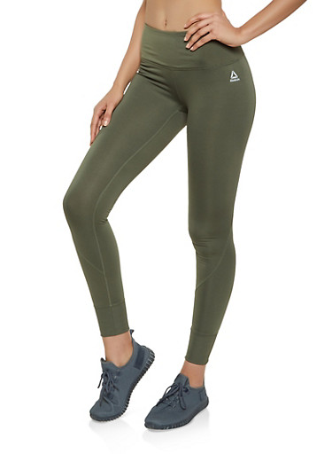 Reebok Active Joggers,OLIVE,large