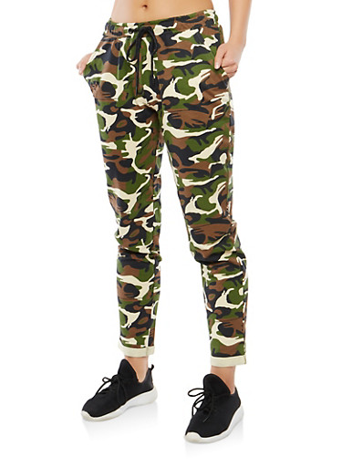 Camo Sweatpants | Tuggl