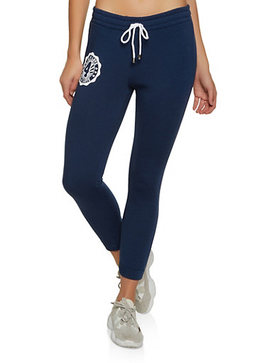 Love 4 All Joggers,NAVY,large