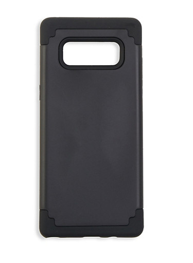 Galaxy Note 8 Dual Layer Case,BLACK,large