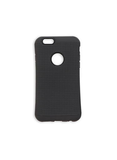 Polycarbonate iPhone Case,BLACK,large