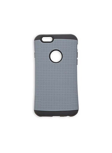 Polycarbonate iPhone Case,GRAY,large