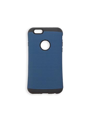 Polycarbonate iPhone Case,BLUE,large