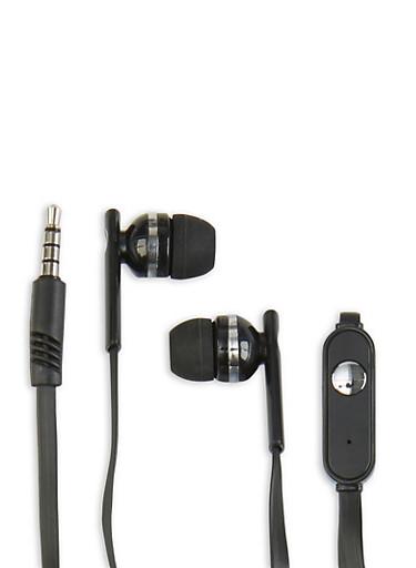 In Ear Earbuds,BLACK,large