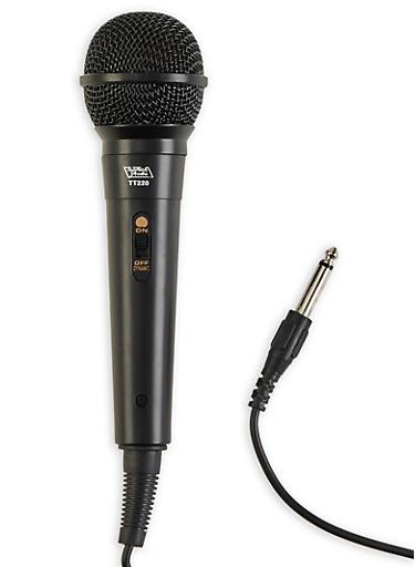 Dynamic Microphone,BLACK,large
