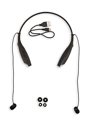 Wireless Stereo Headset,BLACK,large