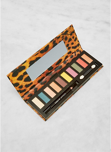Glamour Eyeshadow Palette,MULTI COLOR,large