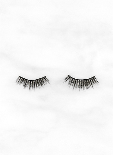 Bling Extra Volume Lashes,BLACK,large