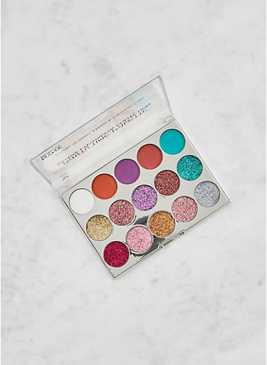 Party Time Eyeshadow Palette,MULTI COLOR,large