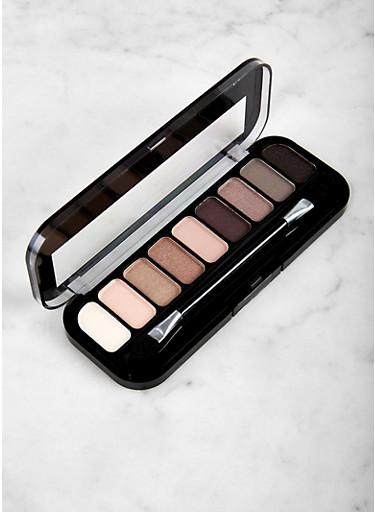 9 Shade Eyeshadow Palette,NATURAL,large