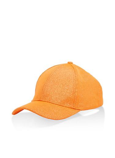 Glitter Mesh Baseball Hat | Tuggl
