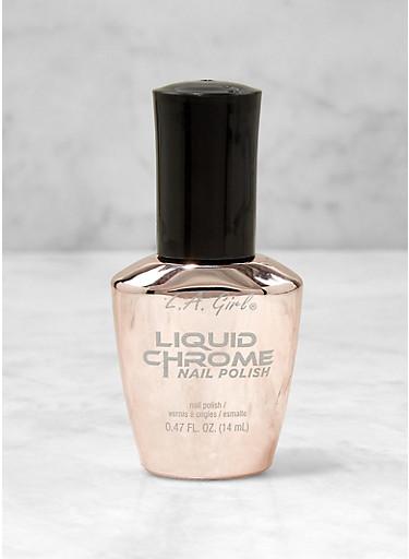 Blush Liquid Chrome Nail Polish,BLUSH,large
