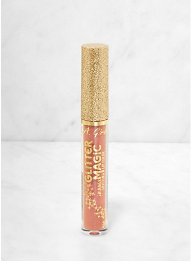 Blush Glitter Magic Shimmer Lip Color,BLUSH,large