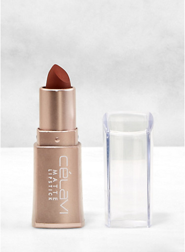 Matte Lipstick | 1137073606000,BROWN,large