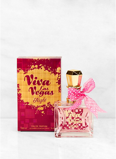 Viva Las Vegas Night Perfume,CLEAR,large