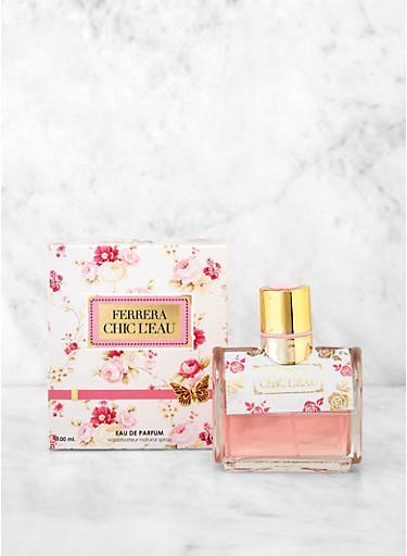 Ferrera Chic L Eau Perfume,CLEAR,large