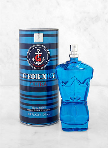 G For Men Ultra Cologne,CLEAR,large