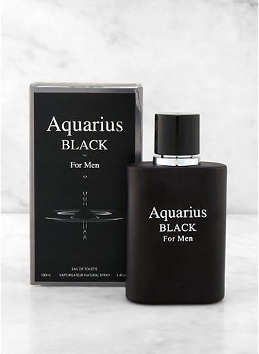 Aquarius Black Cologne For Men,CLEAR,large