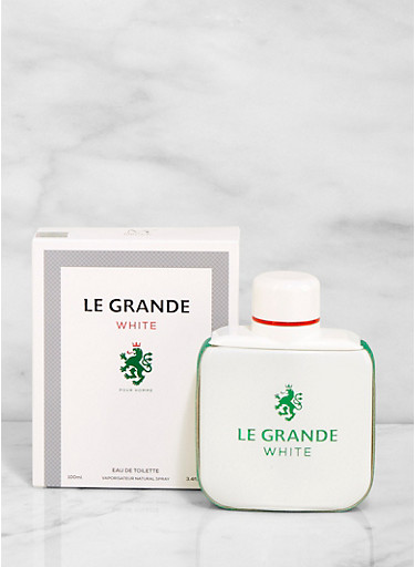 Le Grande White Cologne | 1139073834452,CLEAR,large