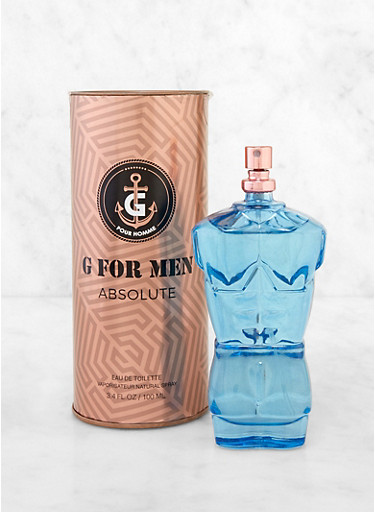 G For Men Absolute Cologne,CLEAR,large
