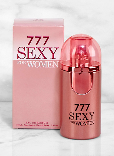 777 Sexy Perfume,CLEAR,large