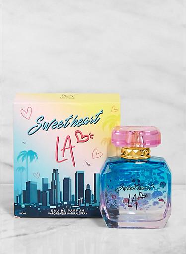Sweetheart LA Perfume,CLEAR,large