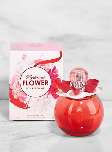Mysterious Flower Perfume,CLEAR,large
