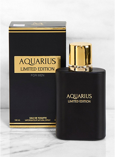 Aquarius Limited Edition Cologne,CLEAR,large