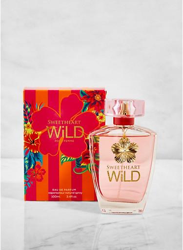Sweetheart Wild Perfume,CLEAR,large