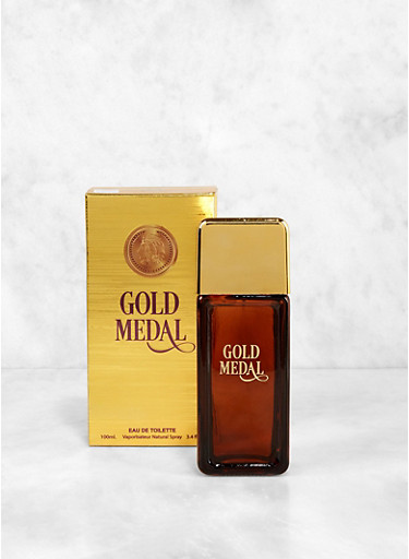 Gold Medal Cologne,CLEAR,large