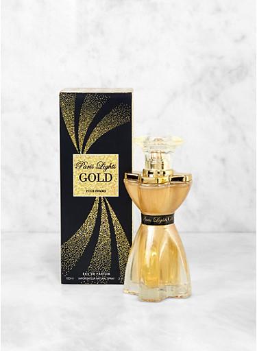 Paris Lights Gold Perfume   1139073837207,CLEAR,large