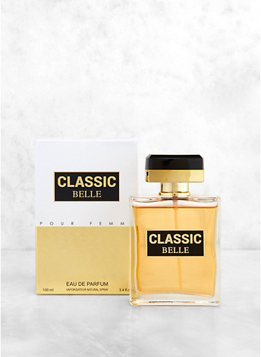 Classic Belle Perfume,CLEAR,large