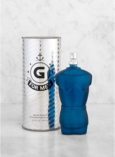 G for Men Cologne,CLEAR,large