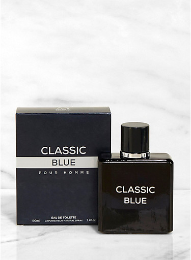 Classic Blue Cologne,CLEAR,large