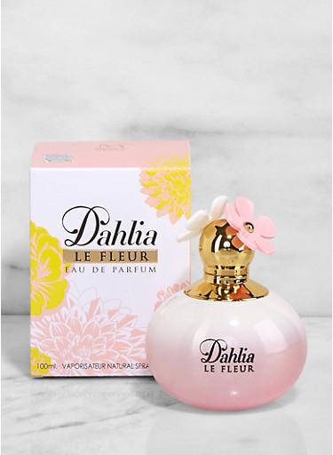 Dahlia Le Fleur Perfume,CLEAR,large