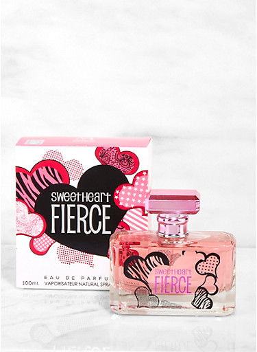 Sweetheart Fierce Perfume,CLEAR,large