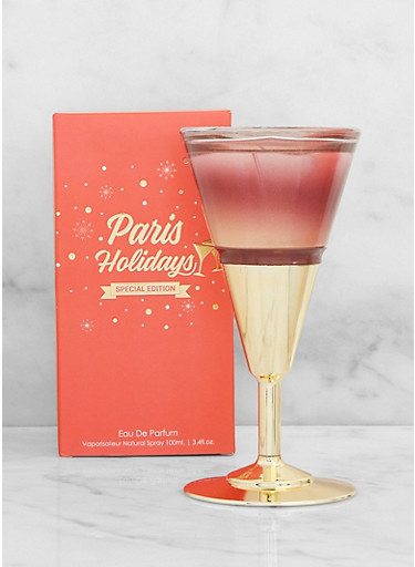 Paris Holidays Special Edition Perfume,CLEAR,large