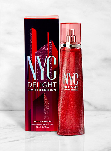 NYC Delight Limited Edition Perfume,CLEAR,large