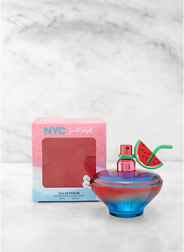 NYC Sweet Delight Perfume,CLEAR,large
